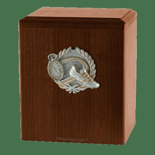 Track Cremation Urns