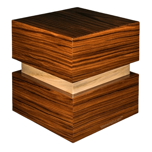Tradition Wood Cremation Urn