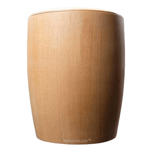 Traditions Wood Cremation Urn