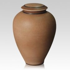 Tranquility Biodegradable Cremation Urn