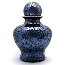 Tranquility Glass Cremation Urns