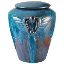 Tranquillo Ceramic Cremation Urn