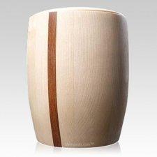 Transcend Wood Cremation Urn