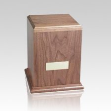 Treasure Wood Cremation Urn