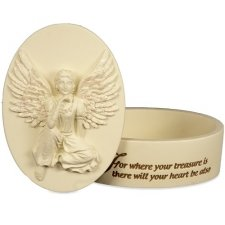 Treasure Angel Memory Box