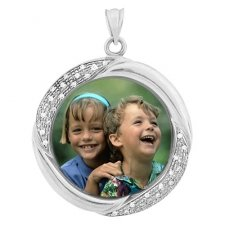 Treasure Photo Pendants