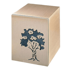 Tree Bronze Cremation Urn