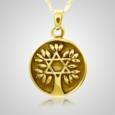 Tree of Life Keepsake Pendant II