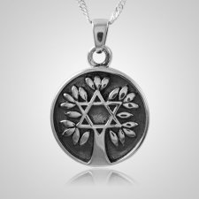 Tree of Life Keepsake Pendant III