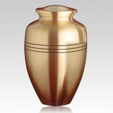 Trenton Bronze Large Cremation Urn