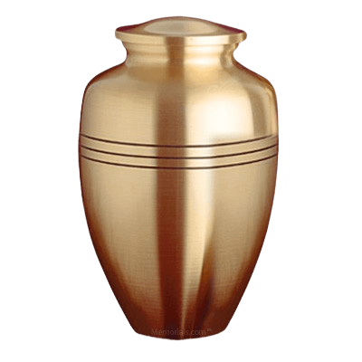 Trenton Bronze Large Cremation Urn