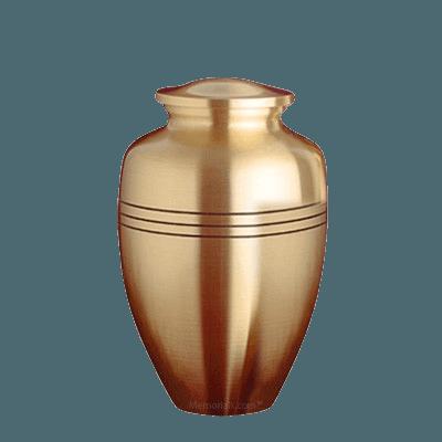Trenton Bronze Medium Cremation Urn