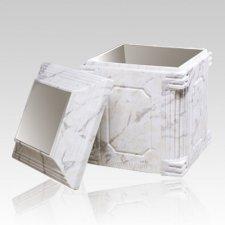 Aegean Steel Cremation Urn Vault