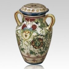 Diem Ceramic Cremation Urn