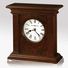 Tribute Clock Keepsake Urn