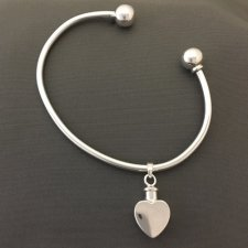 True Heart Cremation Bangle