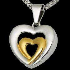 True Love Cremation Pendant