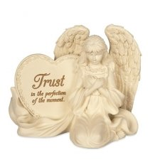 Trust Remembrance Angel Sign