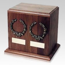 Tudor Cremation Companion Urn