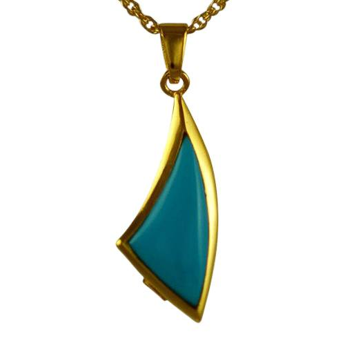 Sail Away Turquoise Keepsake Jewelry II