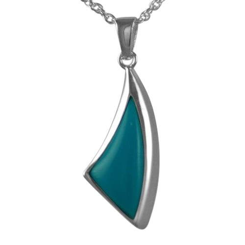 Sail Away Turquoise Keepsake Jewelry III