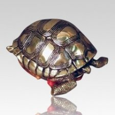 Turtle Keepsake Cremation Urn