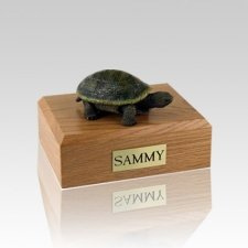 Turtle Small Cremation Urn