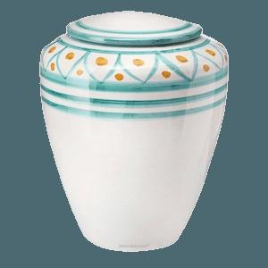 Tuscan Ceramic Companion Urn