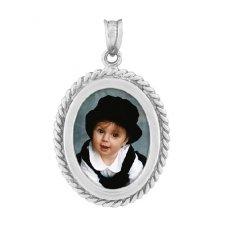 Twine Silver Photo Jewelry