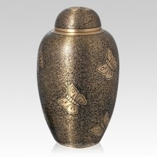 Unique Butterfly Cremation Urn
