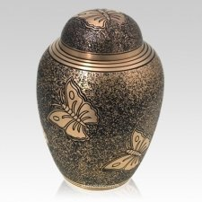 Unique Butterfly Pet Cremation Urn