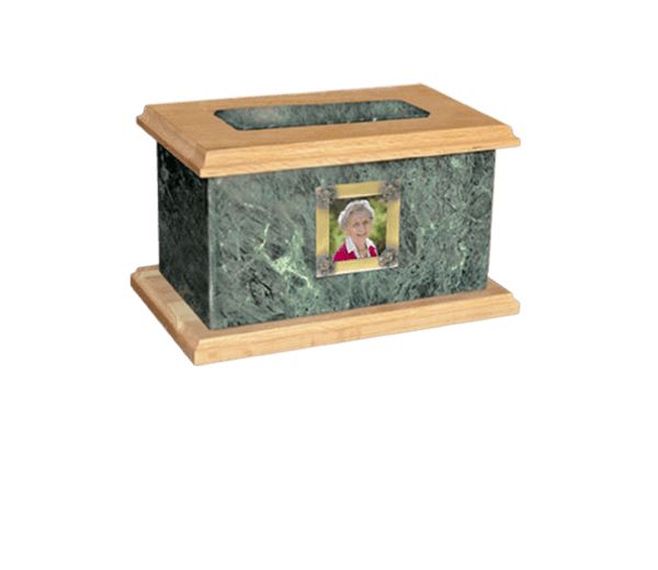 United Green Cremation Urn