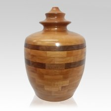 United Wood Cremation Urn