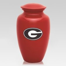 University of Georgia Cremation Urn