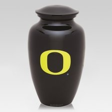 University of Oregon Cremation Urn