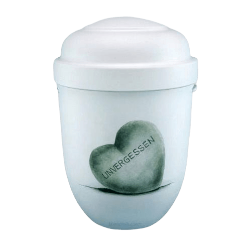 Unvergessen Biodegradable Urn