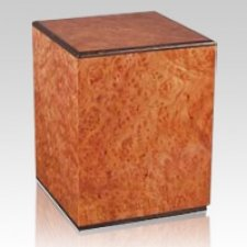 Briarwood Wood Cremation Urn