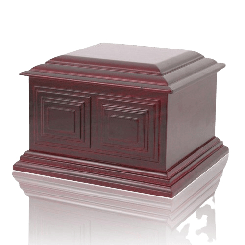 Florence Wood Cremation Urn