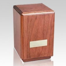 Forester Wood Cremation Urn