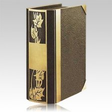 Ivy Book Companion Cremation Urn