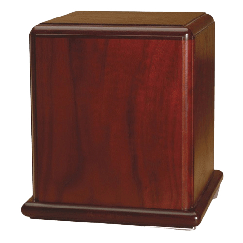 Monarch Rosewood Cremation Urn