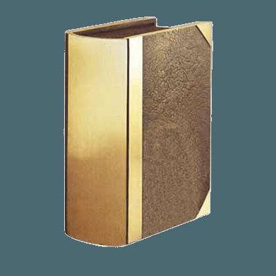 Morocco Book Companion Cremation Urn
