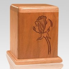 Rose Cherry Keepsake Cremation Urn