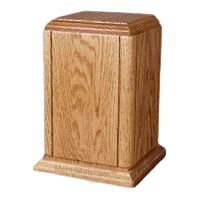 Sherwood Wood Cremation Urn