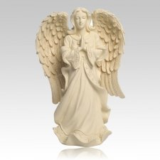 Serene Angel Companion Cremation Urn