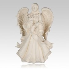 Flower Angel Companion Cremation Urn