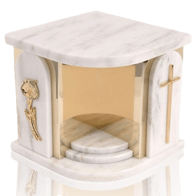 Home White Danby Companion Urn
