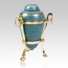 Patina Stand Companion Cremation Urns