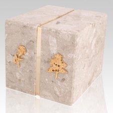 Foresta Perlato Marble Companion Urn