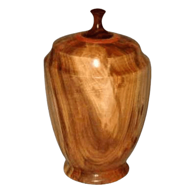 Heavenly Wood Cremation Urn